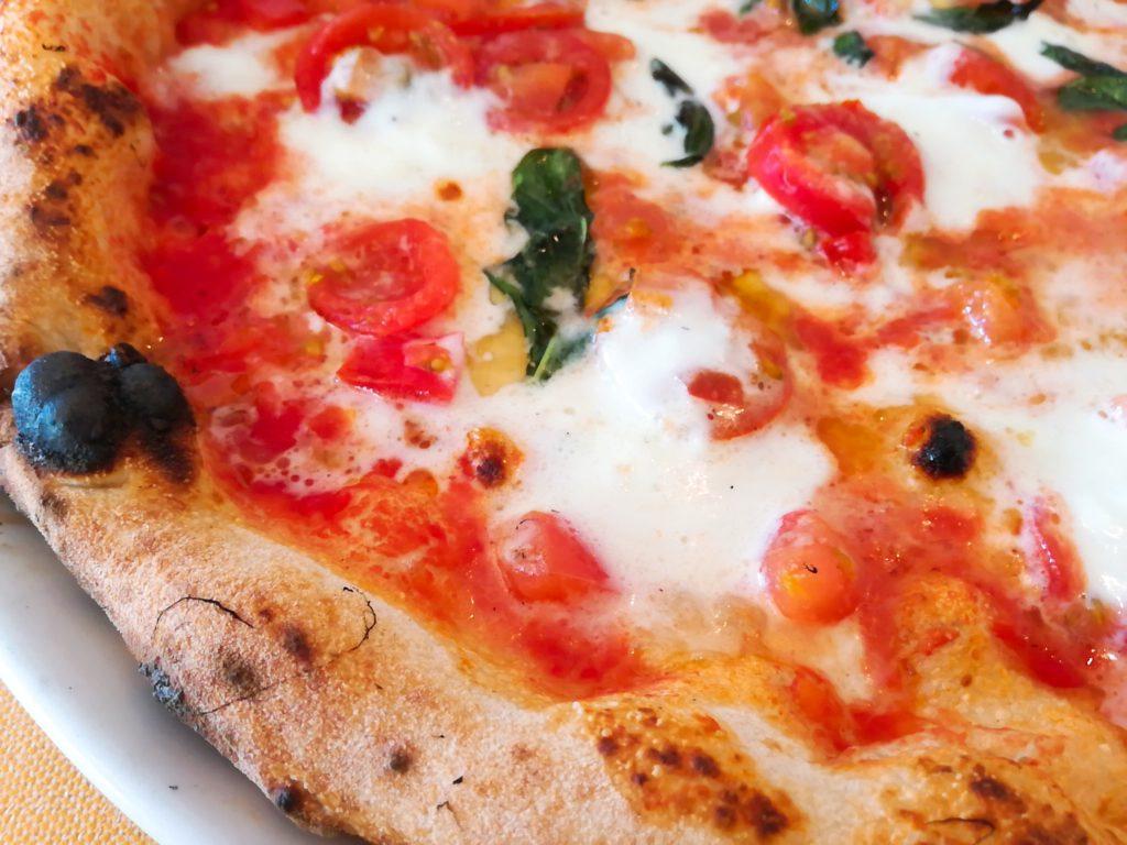 トニーノのマルゲリータピザ