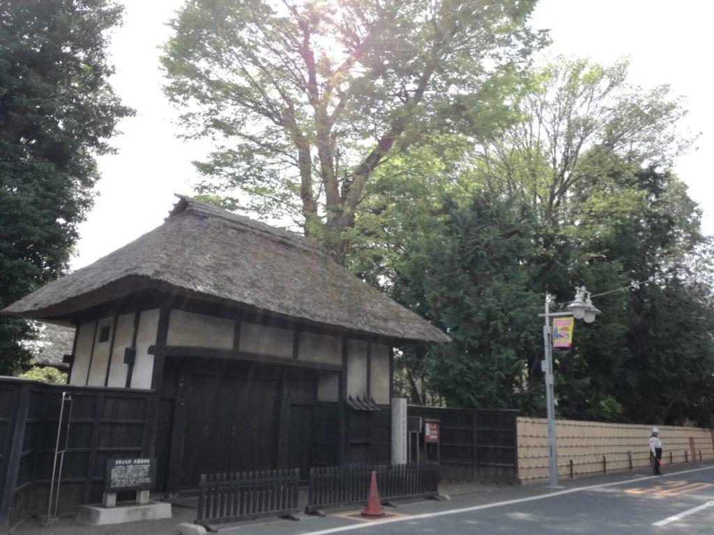 世田谷郷土資料館