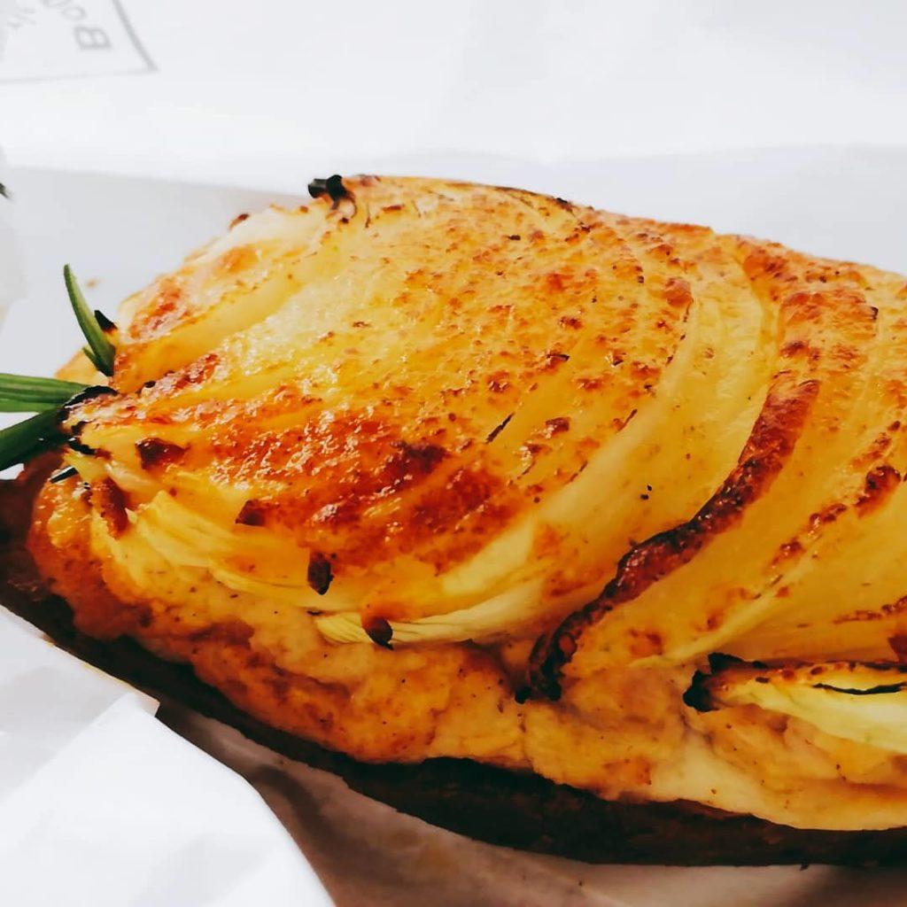 ブーランジェリースドウのおすすめパン① タルティーヌ