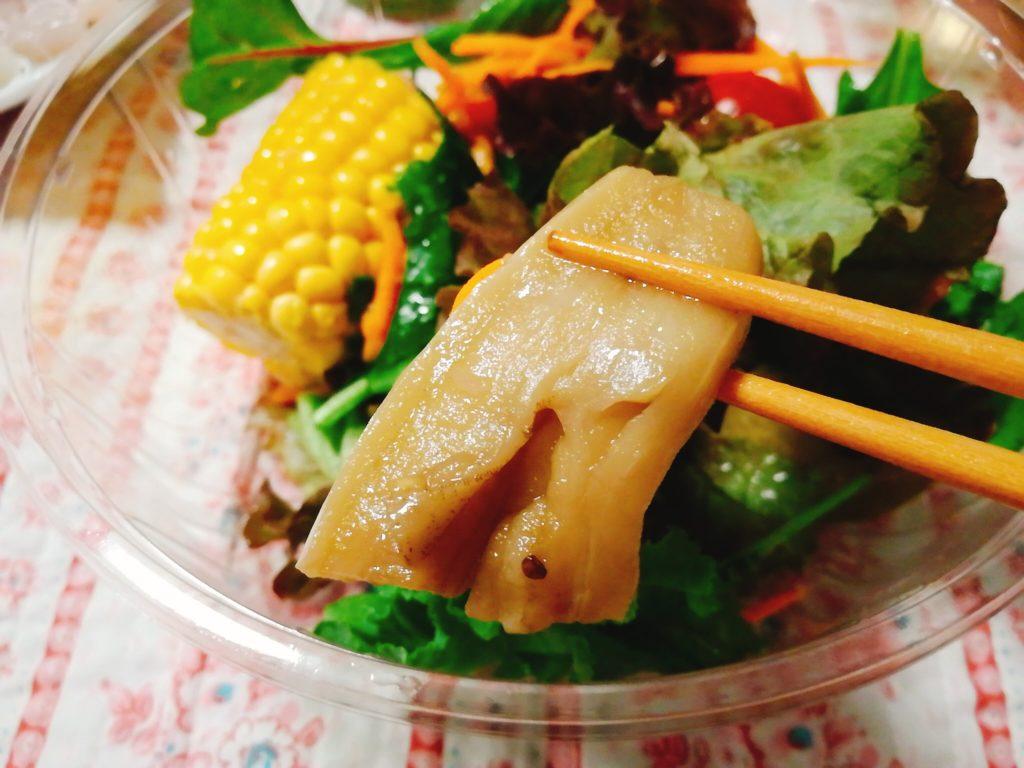 """九百屋(くおや)の""""八百屋のサラダ"""""""