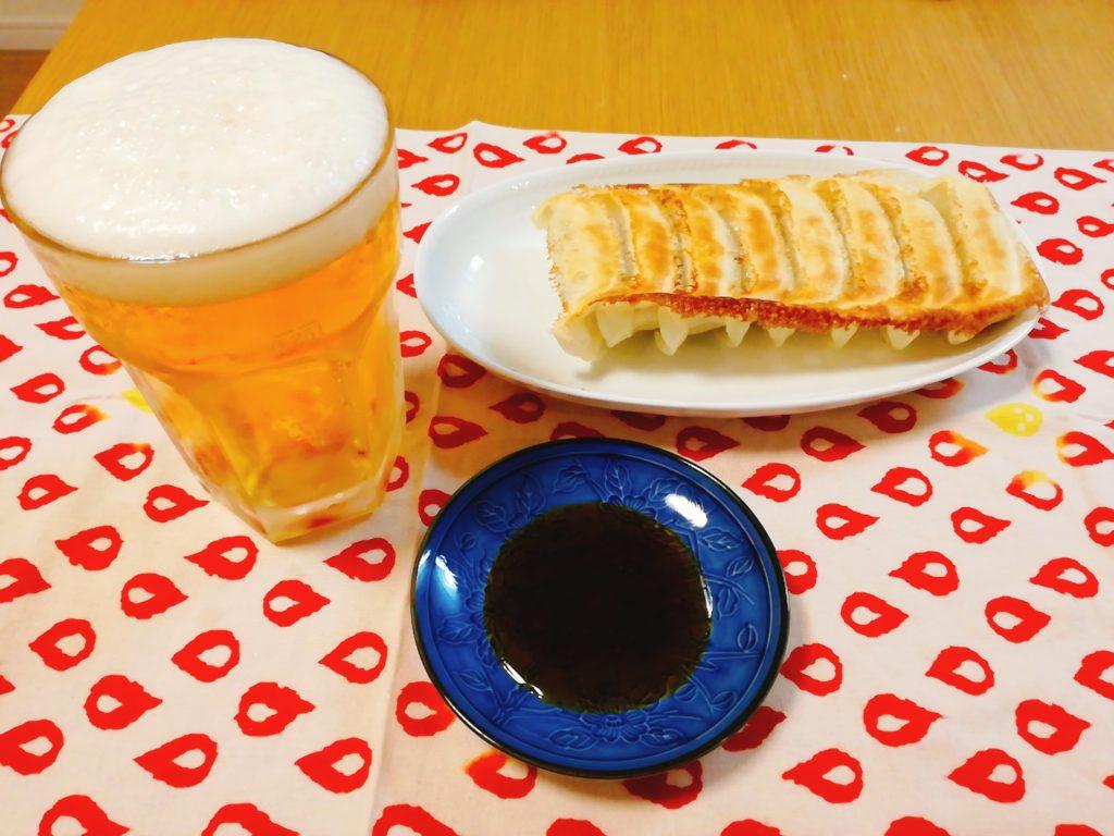宇都宮「まさしの餃子」がビールと合う!
