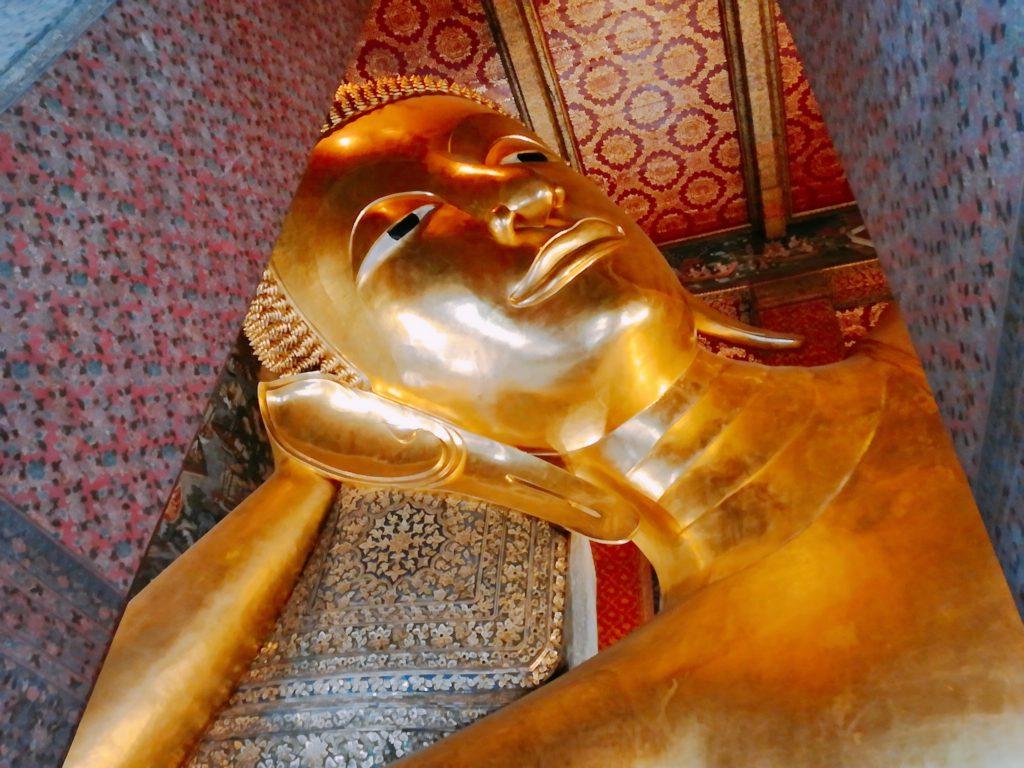 バンコクのエメラルド寺院