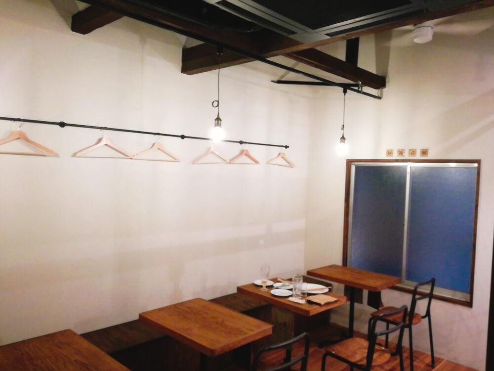マホラ食堂の2階の様子