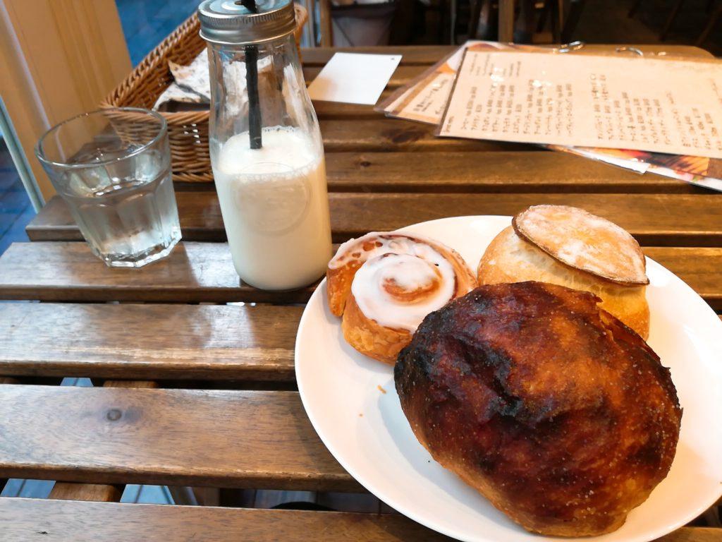 ぱんやのぱんぐわんの塩パン