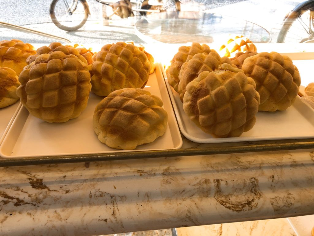 パオン昭月のメロンパン