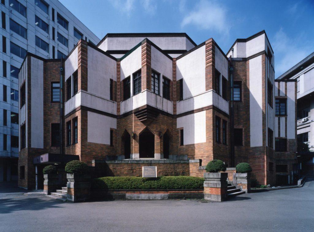 駒澤大学禅文化歴史博物館の外観