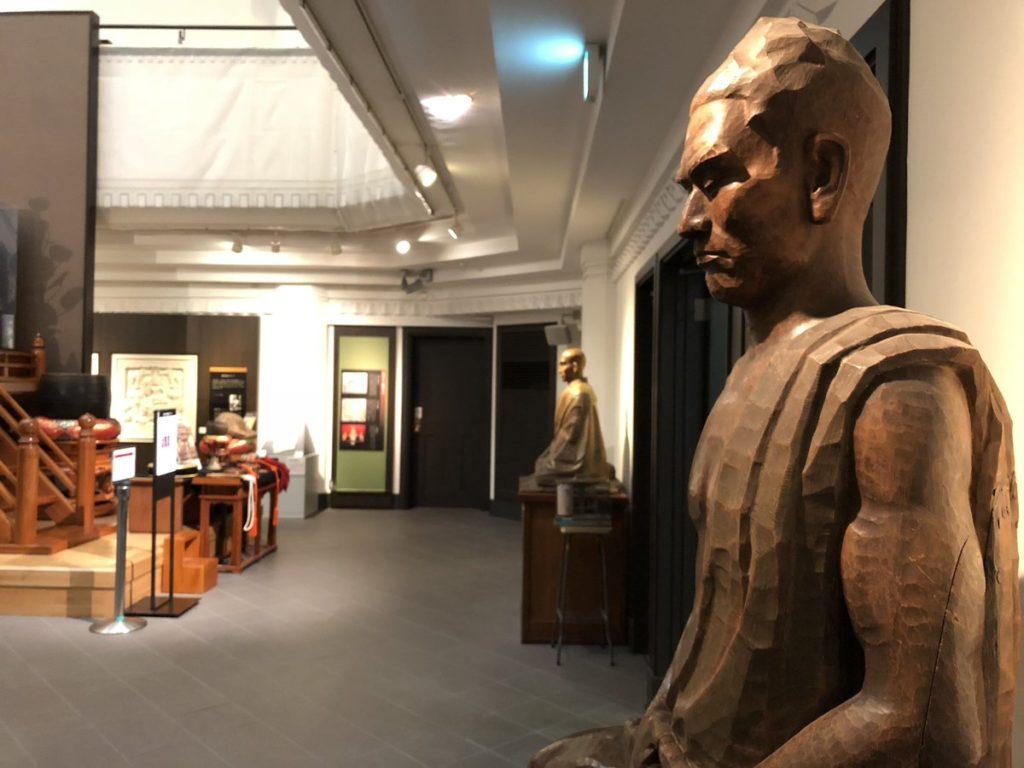 禅文化歴史博物館の仏像