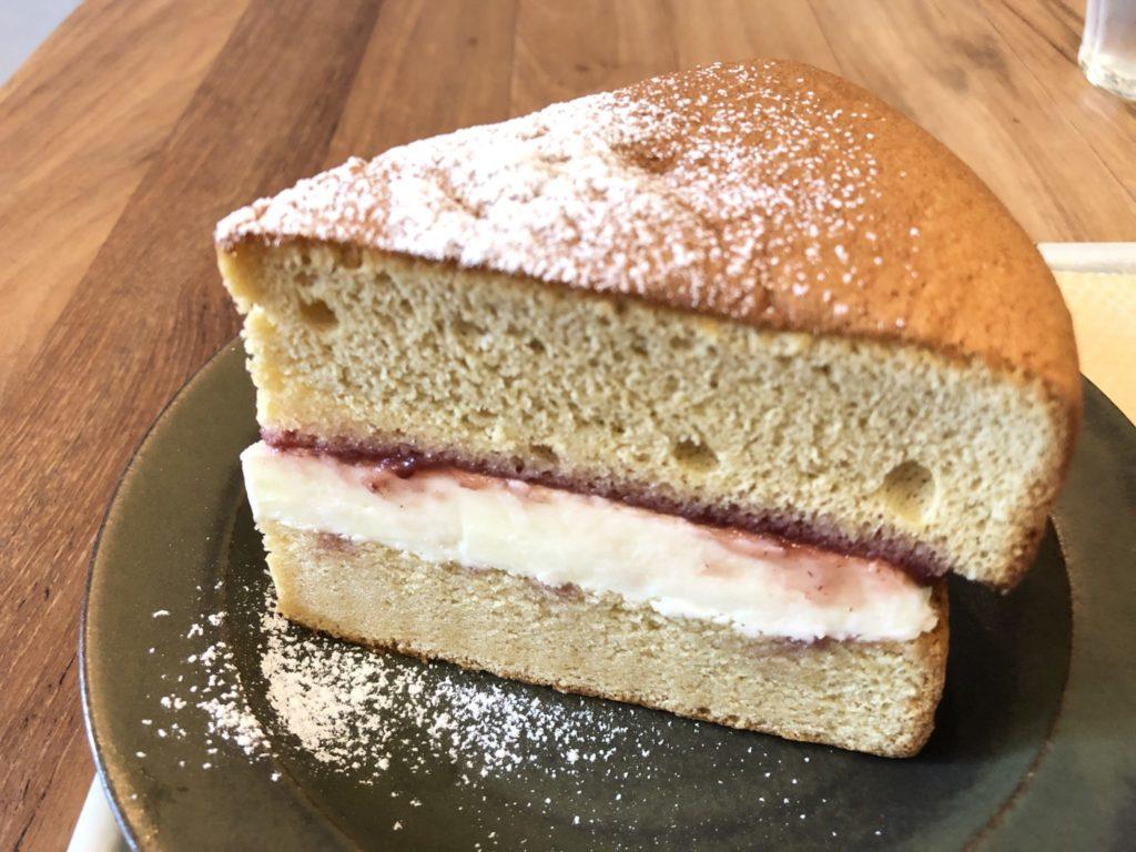 ブリックレーンのヴィクトリアケーキ