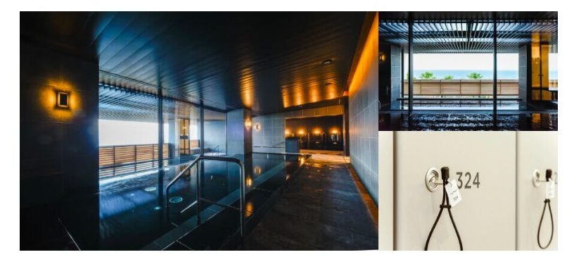 大磯プリンスホテルのスパの温泉