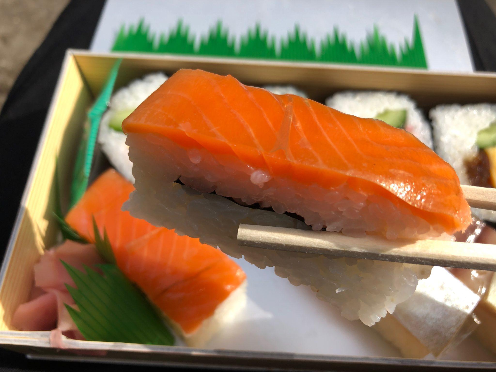 美の輪寿司のます寿司