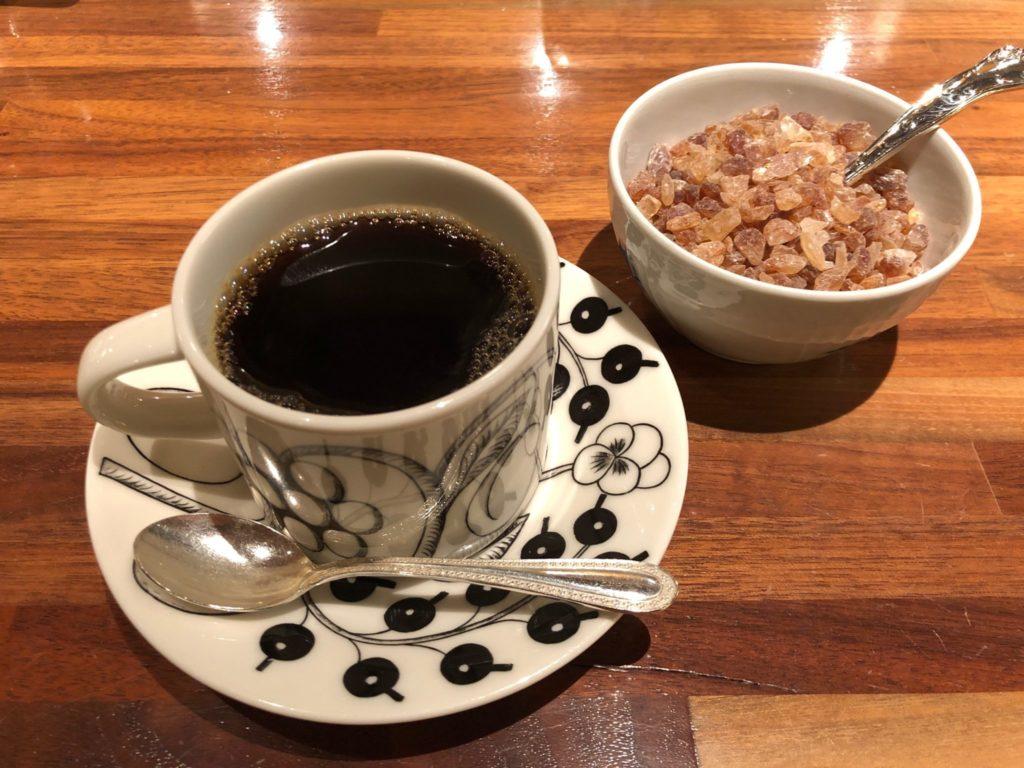 コーヒーミキのブレンドコーヒー