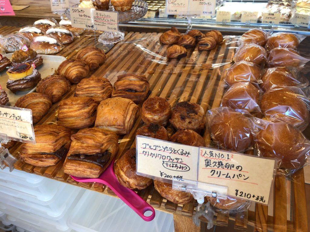 nukumuku(ヌクムク)の菓子パン系