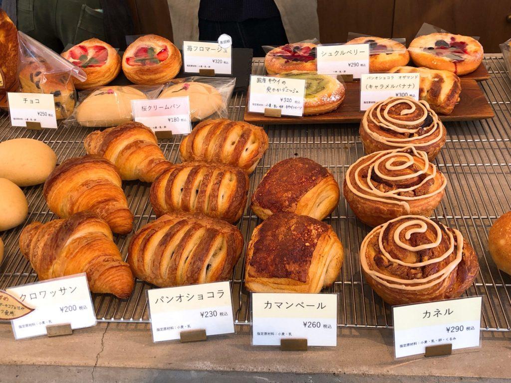 ミルデリスのパン
