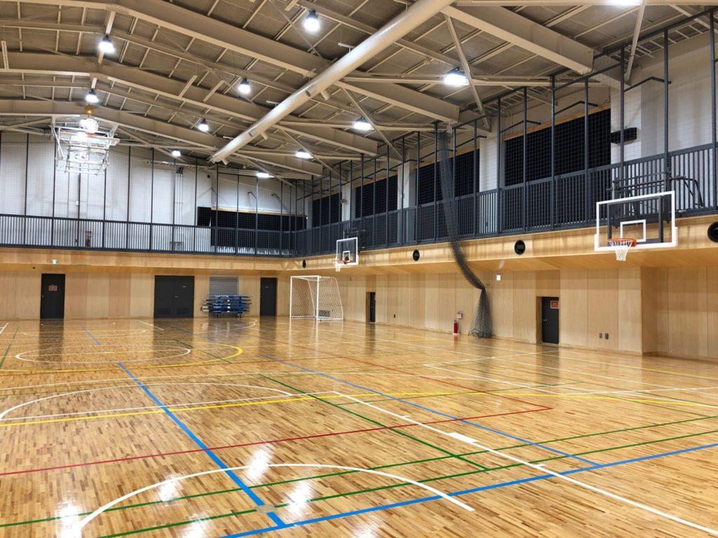 地域体育館