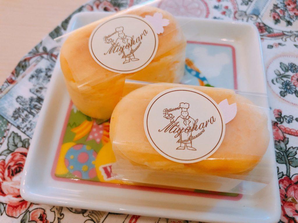 パティスリーミヤハラの焼きチーズ