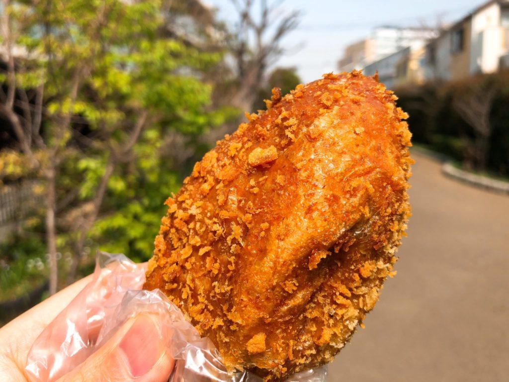 パン工房タムラのカレーパン