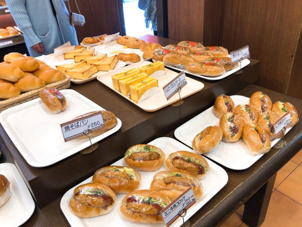 パン工房 キムラヤの菓子パン