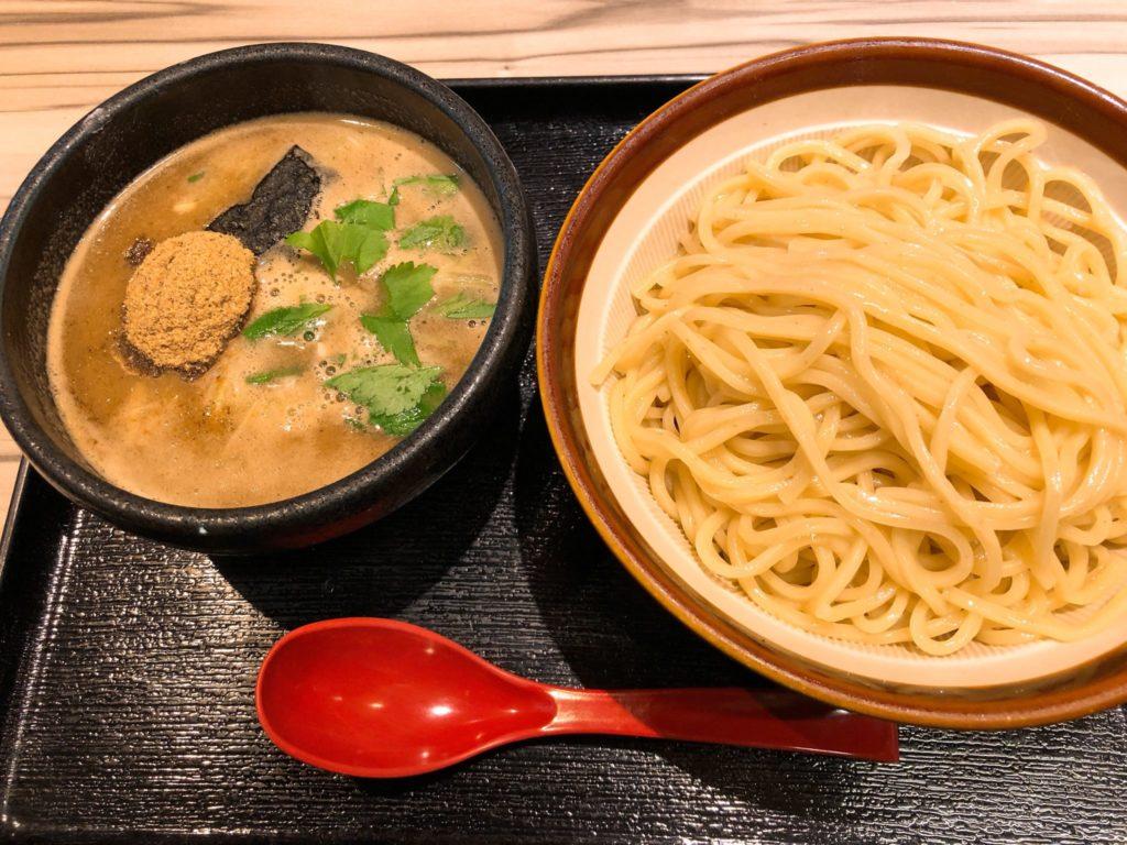 昇輝丸のつけ麺