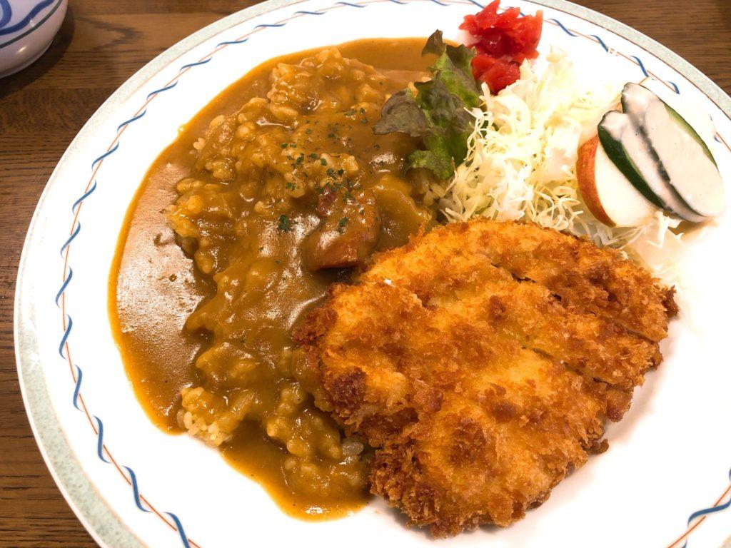キッチンマカベのスペシャルインディアンライス