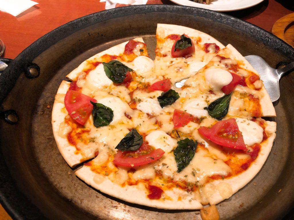 セットリップのピザ