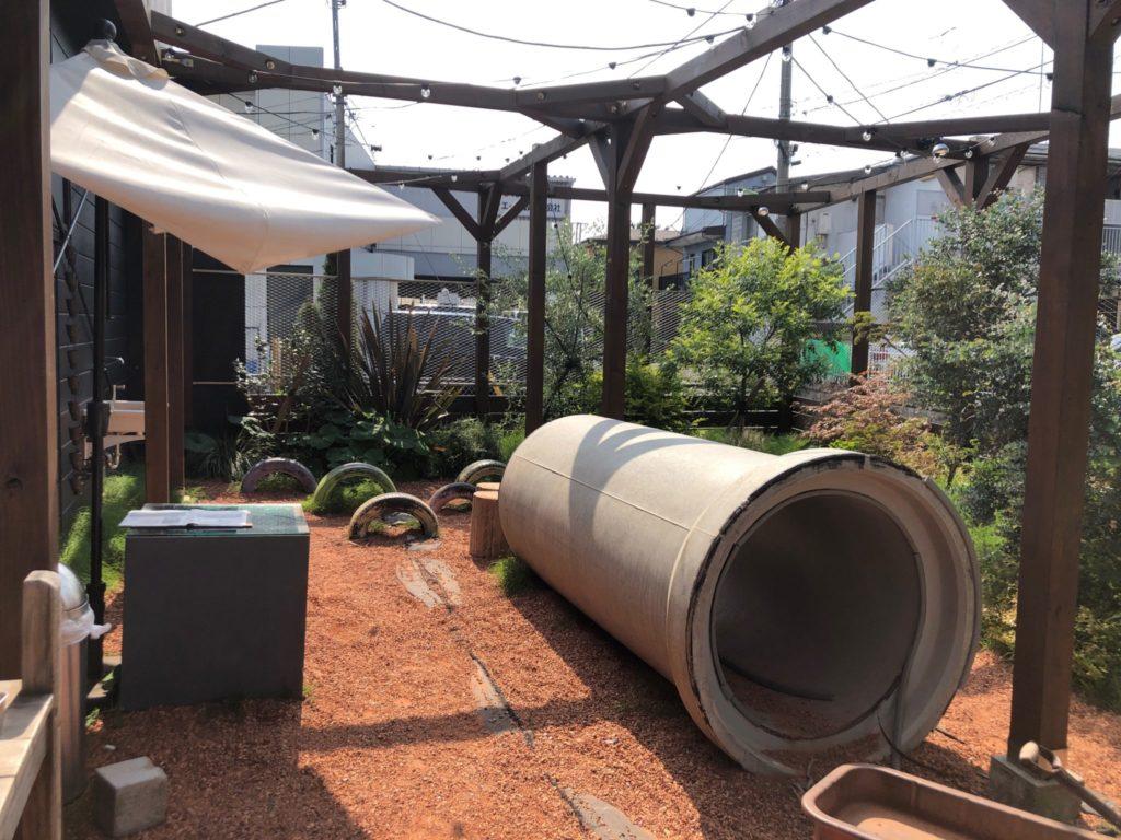 ドトール珈琲農園のキッズスペース
