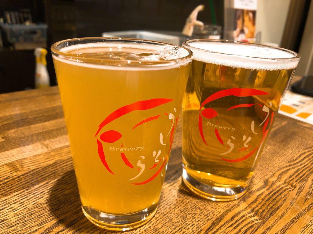 うしとら 弍号店のクラフトビール