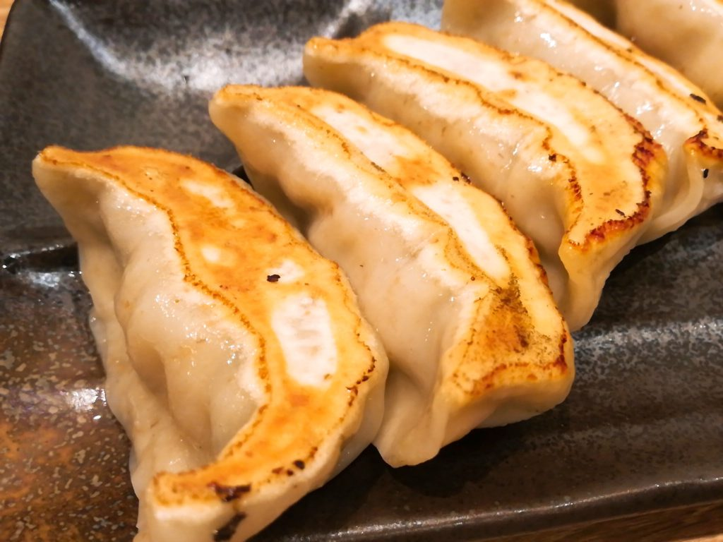 ダンダダン酒場の肉汁餃子