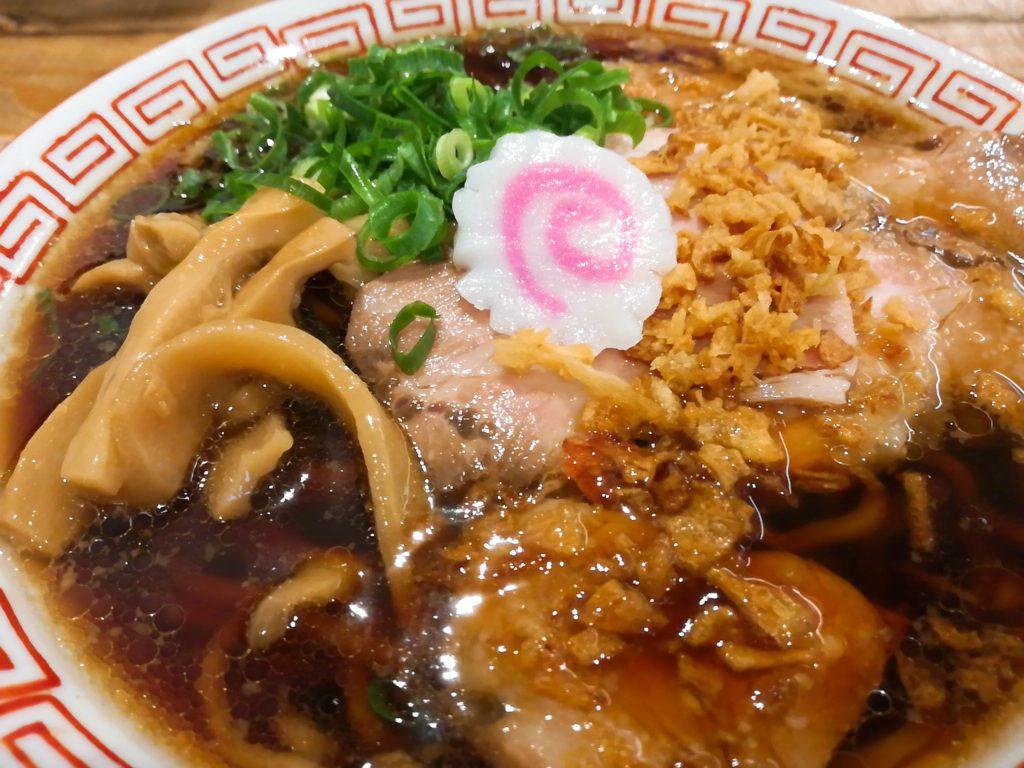サバ6(さばろく)製麺所 成城学園前店の中華そば