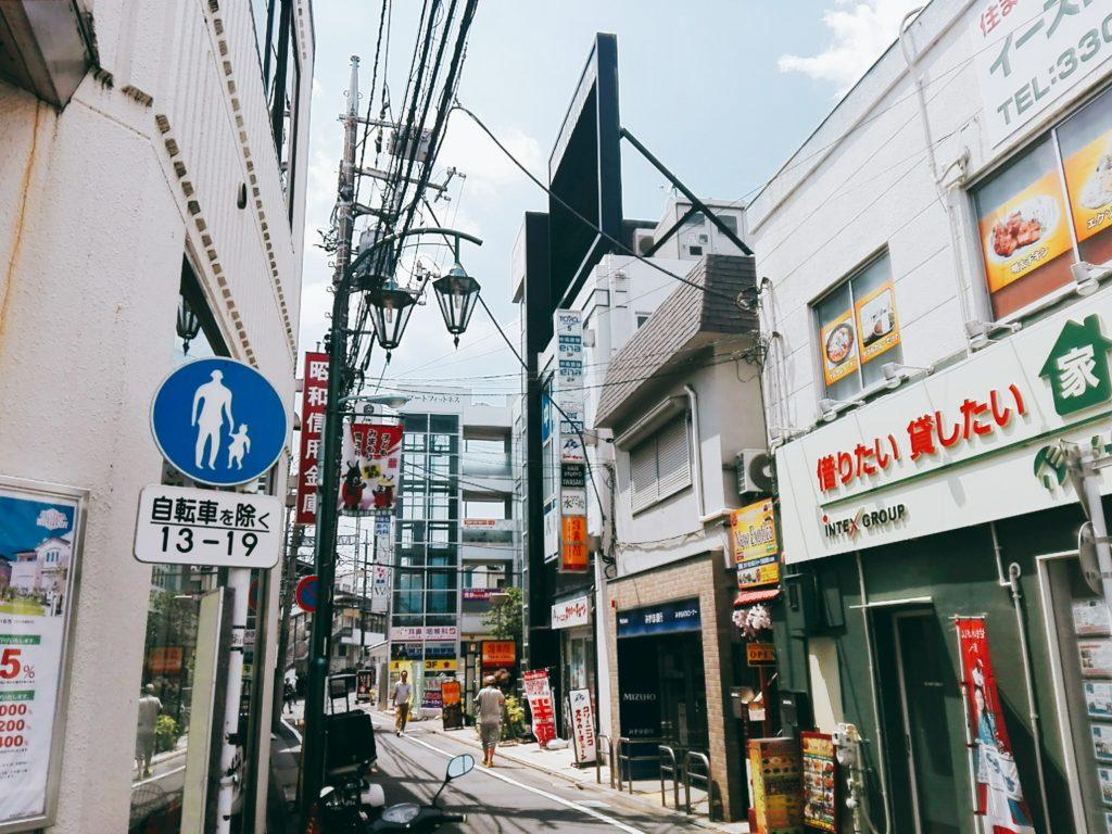 アトリエ・ヨロイヅカ(八幡山)への道順④