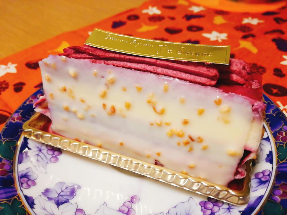 パティスリー ユウ ササゲ 千歳烏山のケーキ