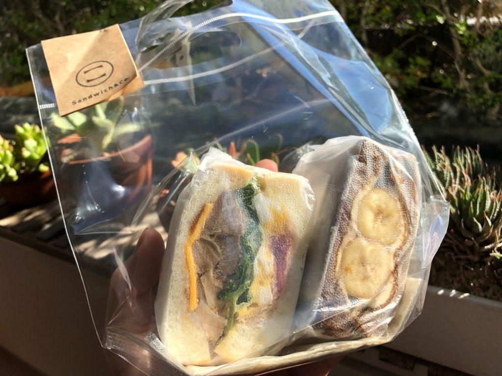 桜新町Sandwich&Co.(サンドイッチアンドコー)は復路もおしゃれ