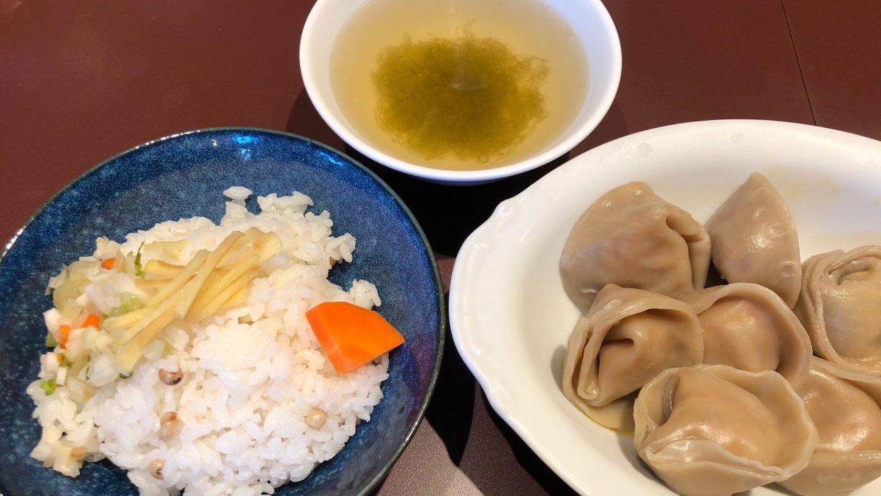 【按田餃子 二子玉川】ランチを並ばずに食べる時間帯・おすすめメニューを解説