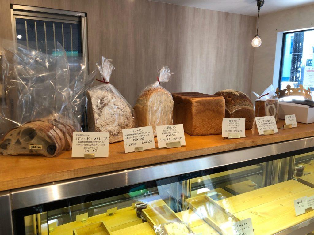 コトリベーカリーの食パン
