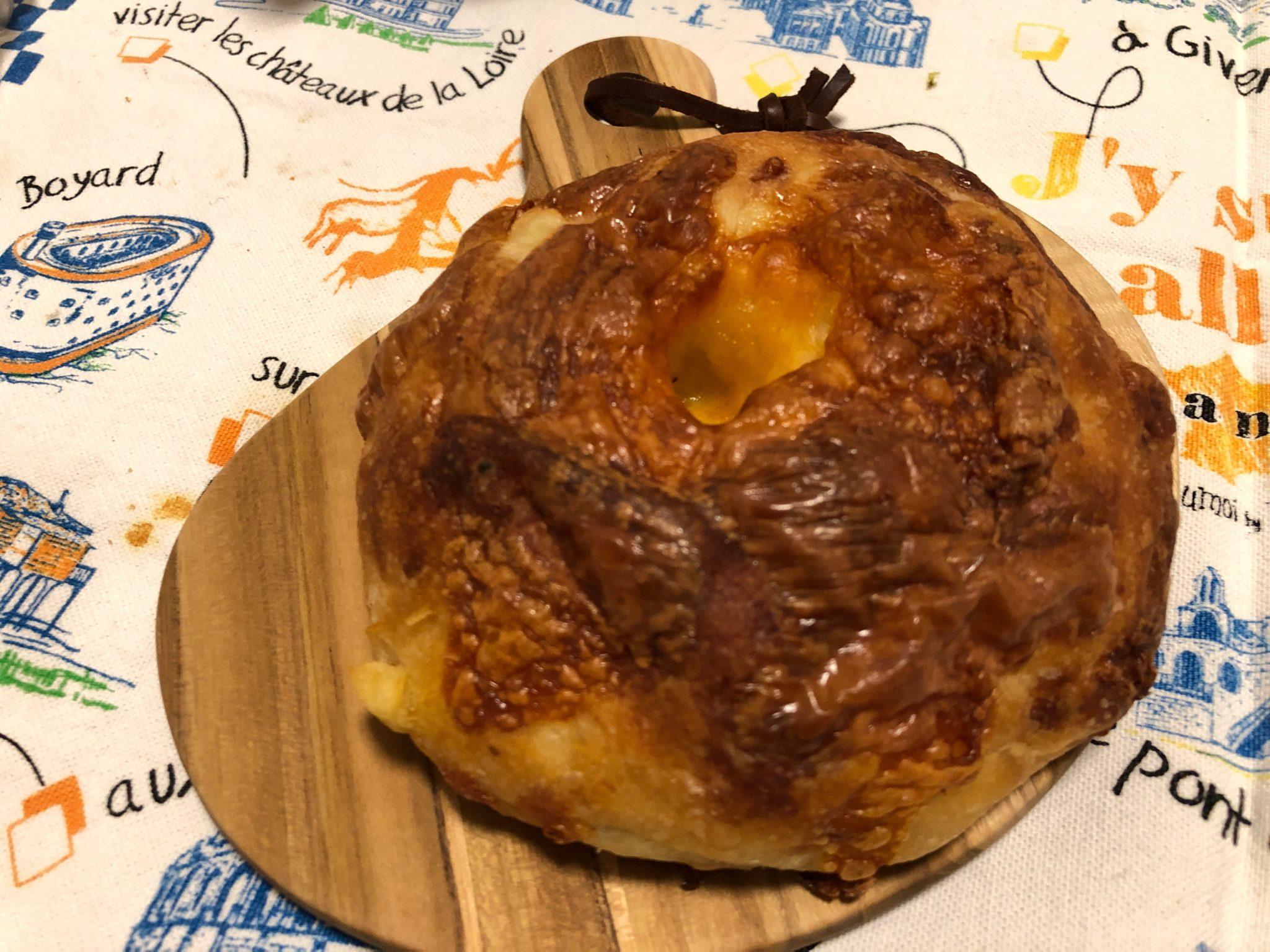 ブレッダルワンの新ジャガオニオンチーズ