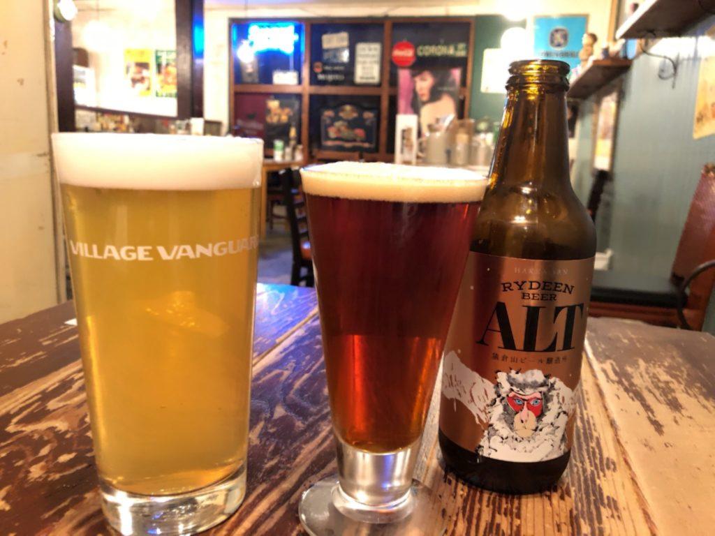 八海山のクラフトビール「ライディーン」のALT(アルト)