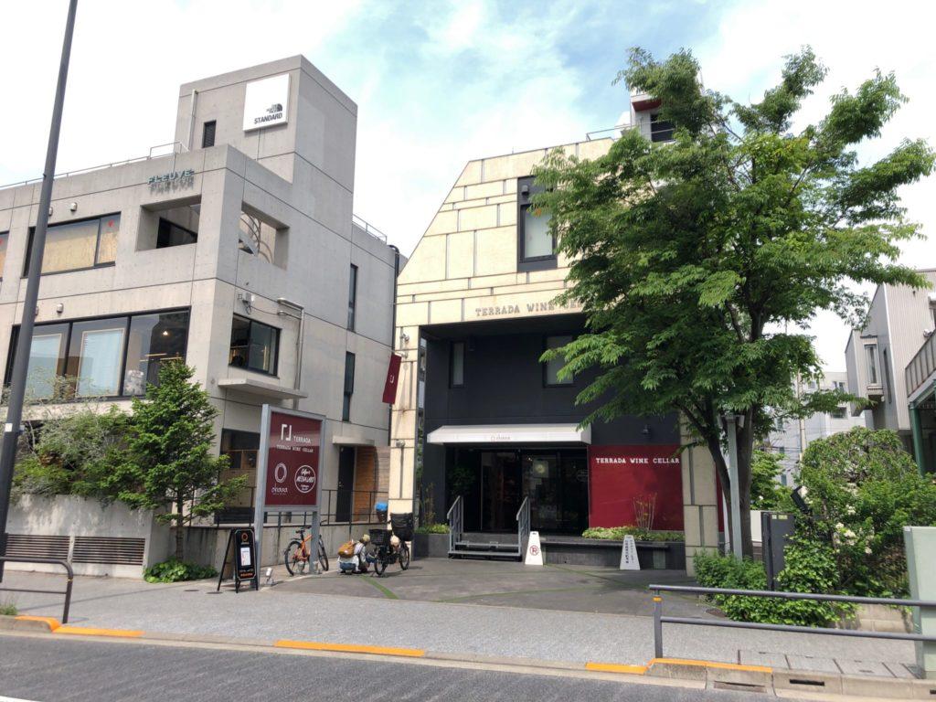 ベーカリーズキッチンオハナ二子玉川店の外観