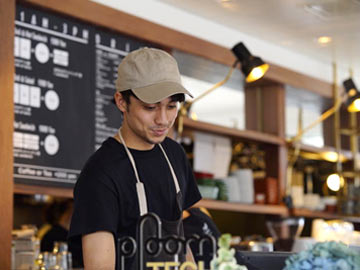 アップライトカフェのバイト・求人情報
