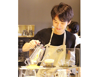 ファイブクロスティーズコーヒー 渋谷スクランブルスクエア店のバイト・求人