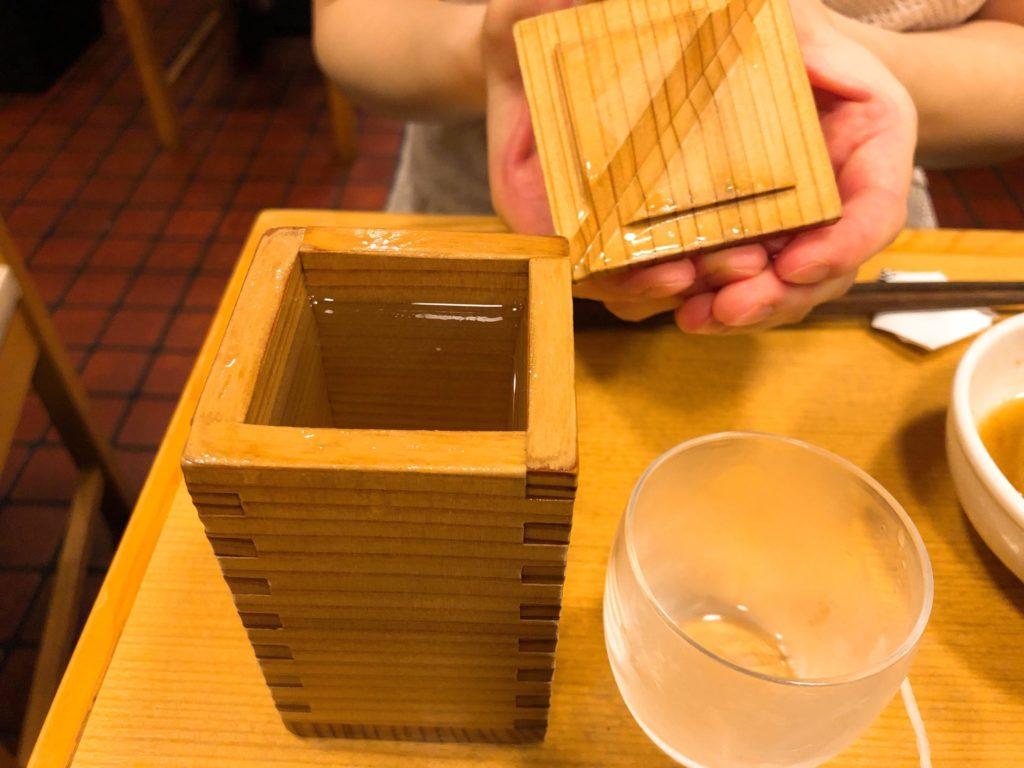 丸屋 喜多見の日本酒