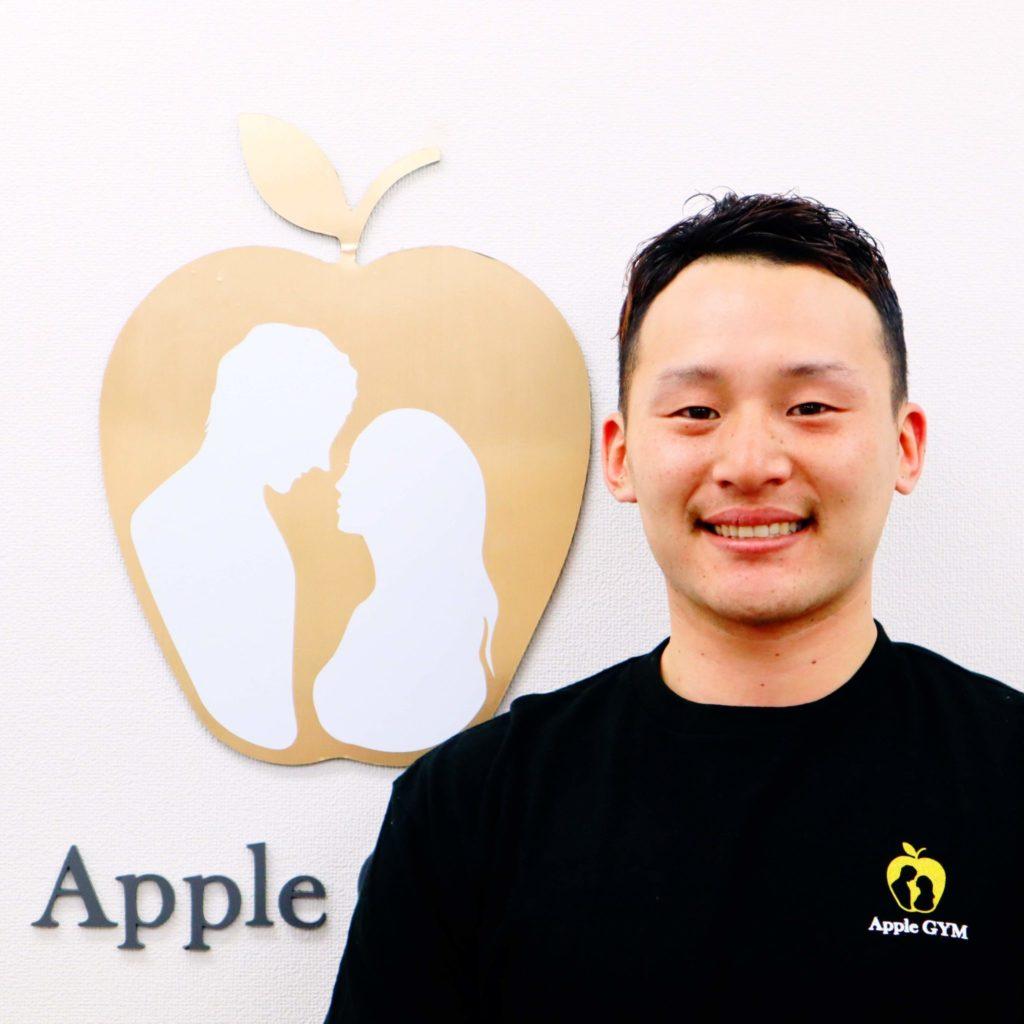 アップルジム中野店のトレーナー