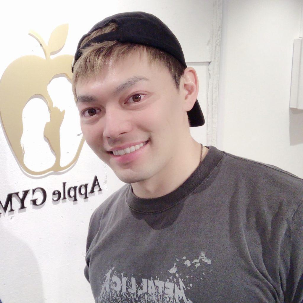 アップルジム吉祥寺店のトレーナー