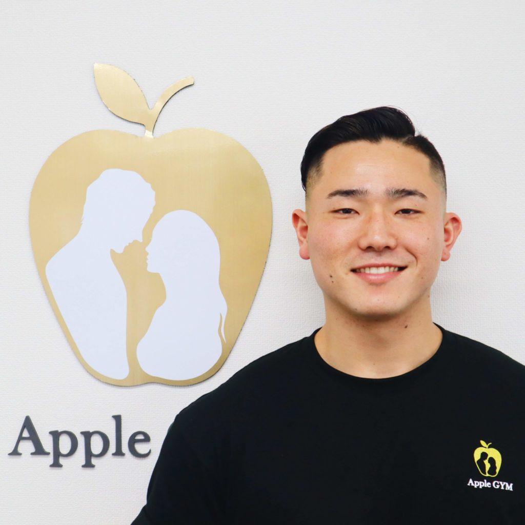 アップルジム横浜店のトレーナー