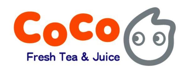 CoCo都可(ココトカ)八王子東急スクエア店(タピオカ屋)のロゴ