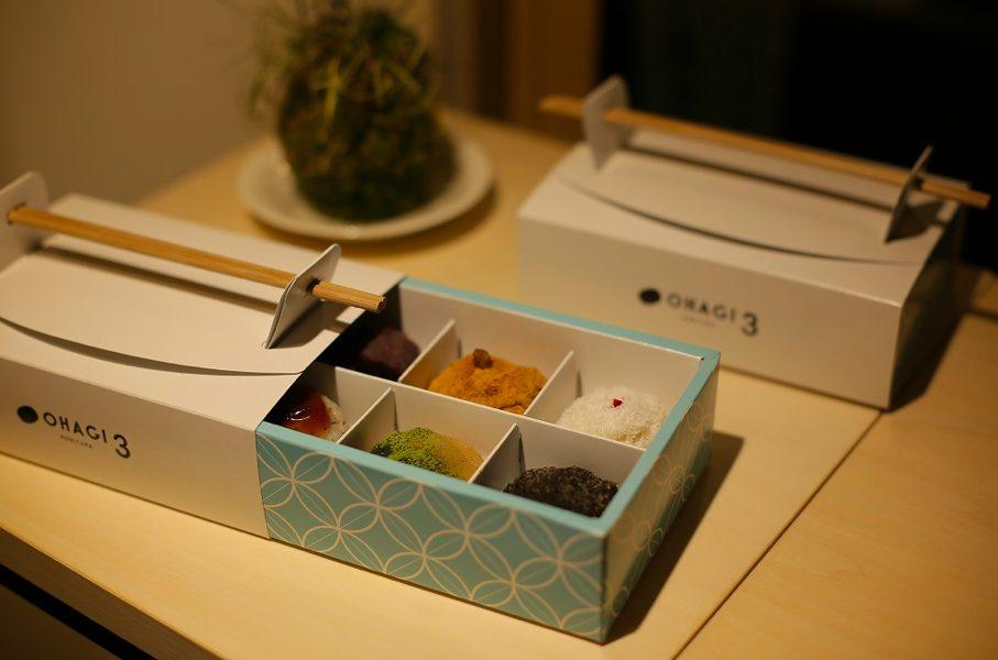 OHAGI3(おはぎさん)南町田グランベリーパーク店はギフトボックスも可愛い