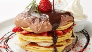 バター自由が丘店 パンケーキ イメージ