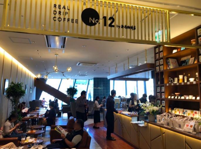 上島珈琲店 No.12 渋谷スクラブルスクエア店ってどんなお店?