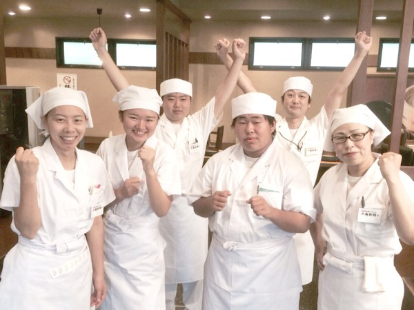 丸亀製麺 JR亀有駅店のバイト・求人情報