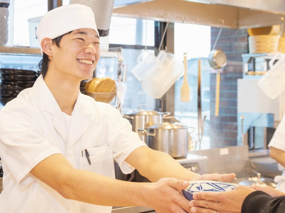 丸亀製麺グランベリーパーク店のバイト・求人情報