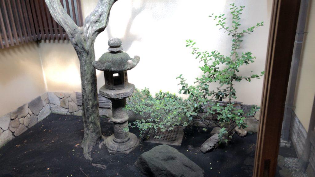 猪俣庭園の坪庭