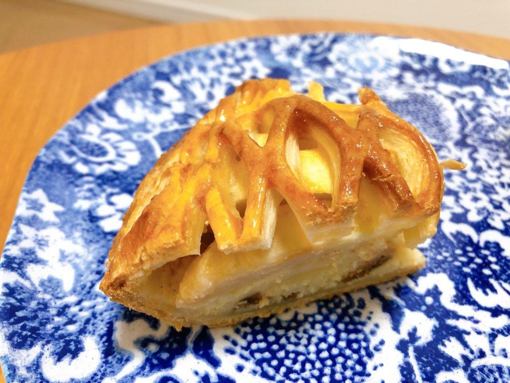 TAMAS(タマス)ドイツパンの店のアップルパイ